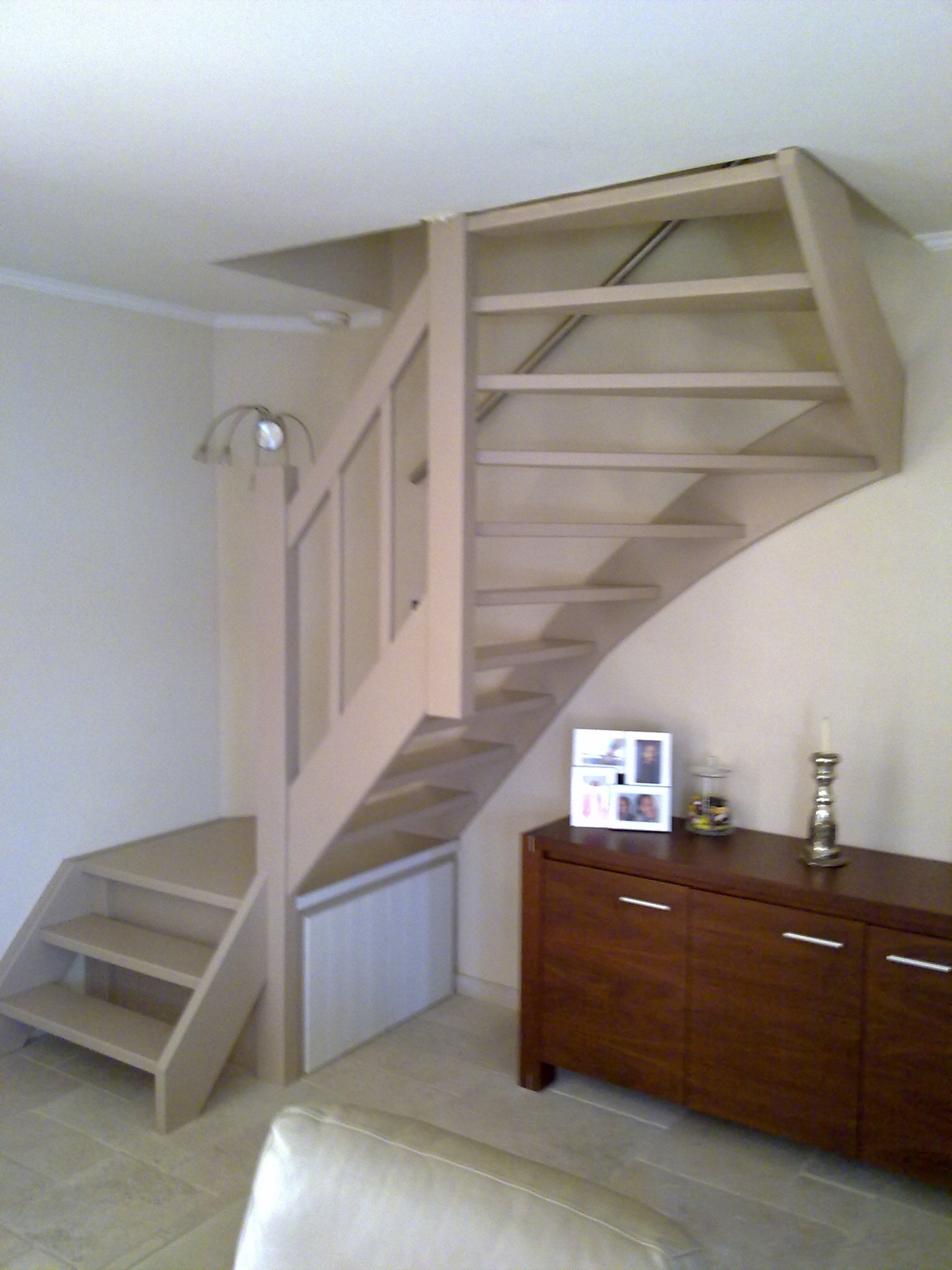 nieuwe trap laten plaatsen cool eiken trap with nieuwe